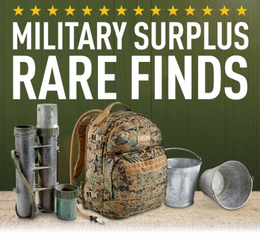 Media Scan for Sportsman's Guide Military Surplus Blow In