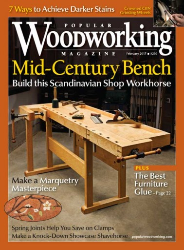 Media Scan for Popular Woodworking