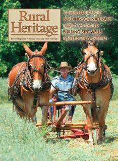 Media Scan for Rural Heritage