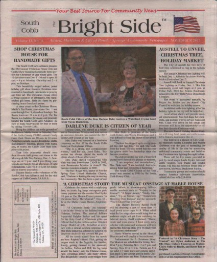 Media Scan for Bright Side - South Cobb