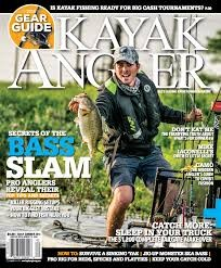 Media Scan for Kayak Angler