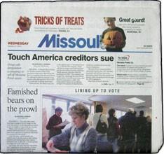 Media Scan for Missoula Missoulian