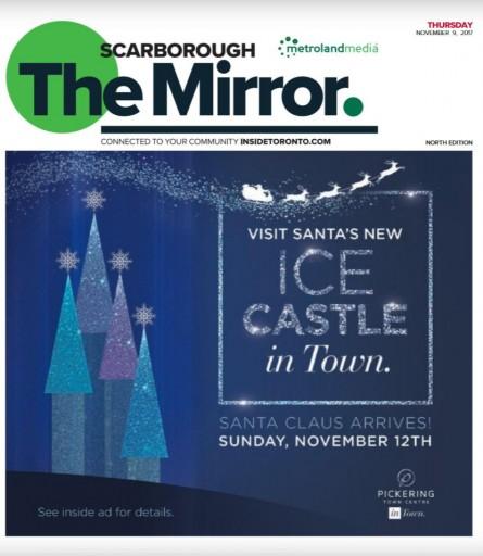 Media Scan for Scarborough Mirror