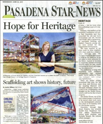 Media Scan for Pasadena Star News