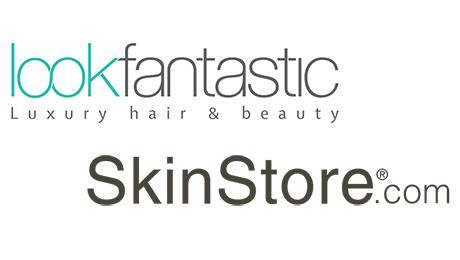 Media Scan for Lookfantastic, SkinCareRX & SkinStore PIP