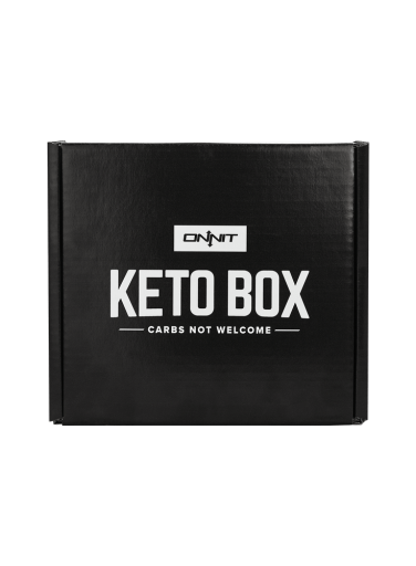 Media Scan for Onnit Keto Box