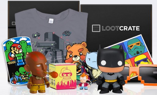 Media Scan for Loot Crate PIP
