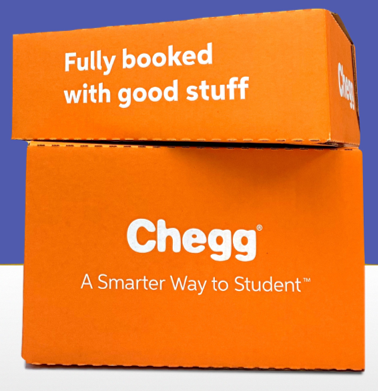 Media Scan for Chegg Textbook PIP