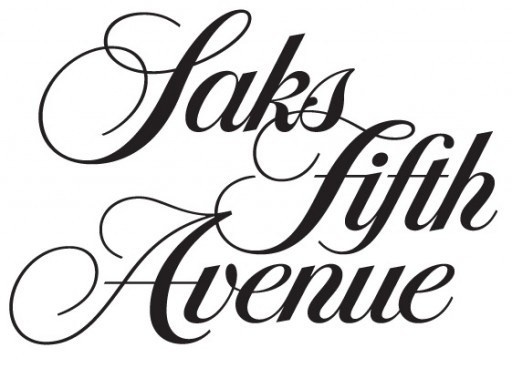 Media Scan for Saks Fifth Avenue Package Inserts