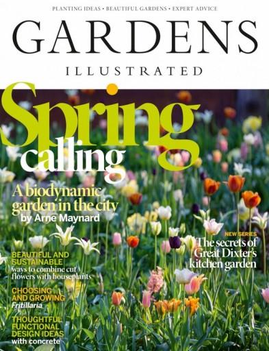 Media Scan for Gardens Illustrated